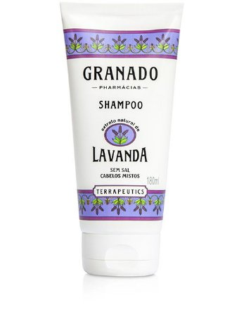 Granado Shampoo Lavanda 180ml