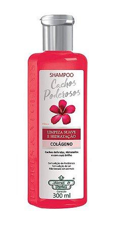 Flores e Vegetais Cachos Poderosos - Shampoo 300ml