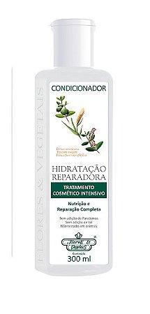 Flores e Vegetais Hidratação Reparadora - Condicionador 300ml