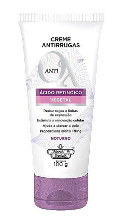 Flores e Vegetais Creme Antirrugas Anti-Ox Noturno 100g