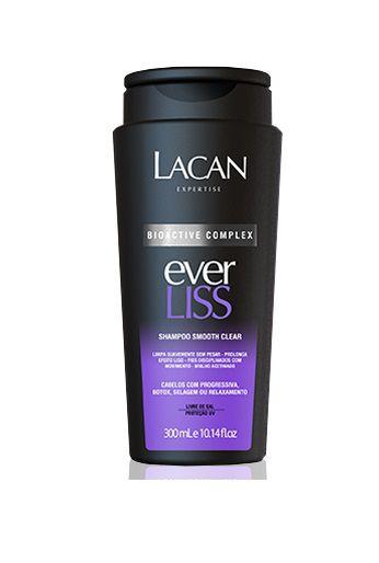 Lacan Ever Liss - Shampoo Smooth Clear 300ml