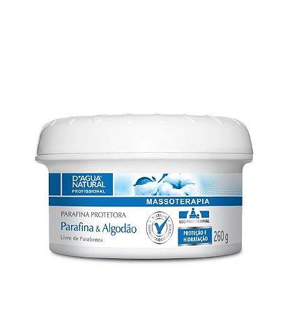 Dagua Natural Parafina Protetora Parafina e Algodão 260g
