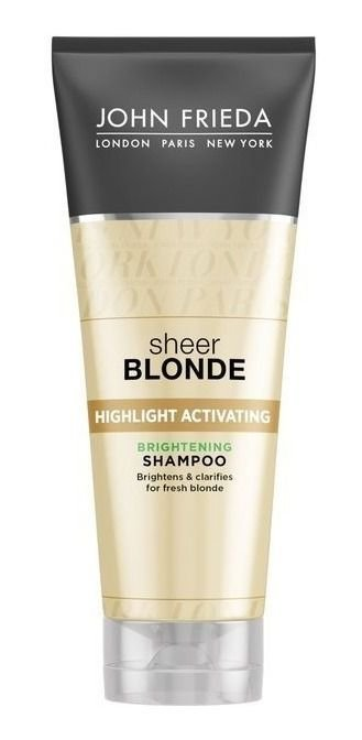 John Frieda Sheer Blonde - Highlight Activating Shampoo 250ml