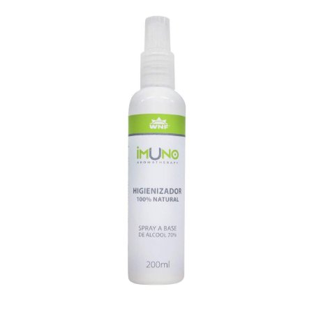 WNF Imuno - Spray Higienizador a Base de Álcool 70ºGL 200ml