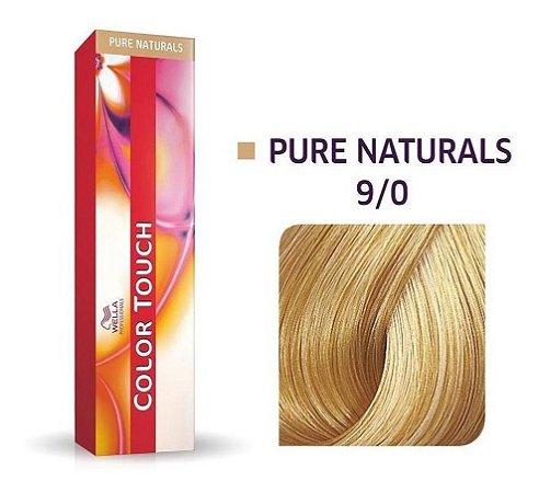 Wella Color Touch Tonalizante 9/0 Louro Ultraclaro 60g