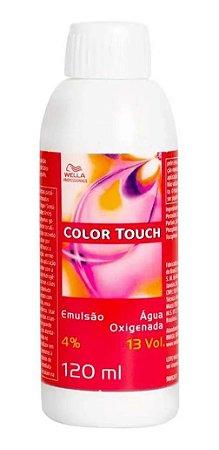 Wella Color Touch Emulsão Tonalizante 13vol 120ml