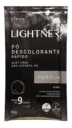 Lightner Pó Descolorante Pérola 50g