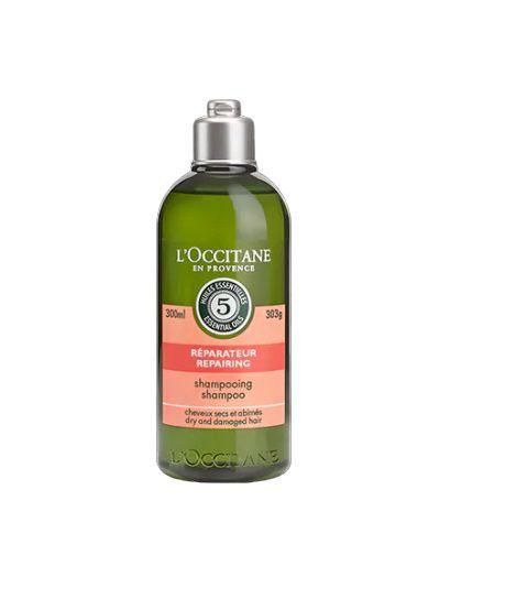 Loccitane Repair - Shampoo Reparador Aromacologia 300ml