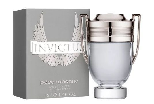 Perfume Paco Rabanne Invictus 50ml