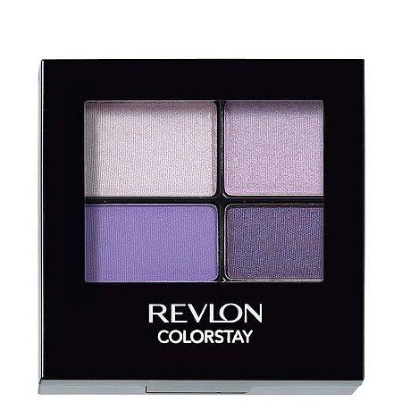 Revlon Quarteto de Sombras Colorstay Seductive 4,8g