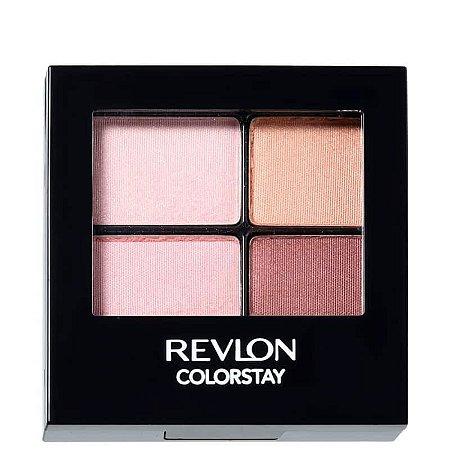Revlon Quarteto de Sombras Colorstay Decadent 4,8g