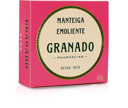 Granado Pink Manteiga Emoliente 60g