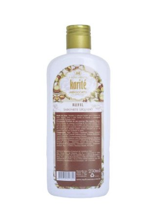 Madressenza Karite Refil Sabonete Líquido 250ml