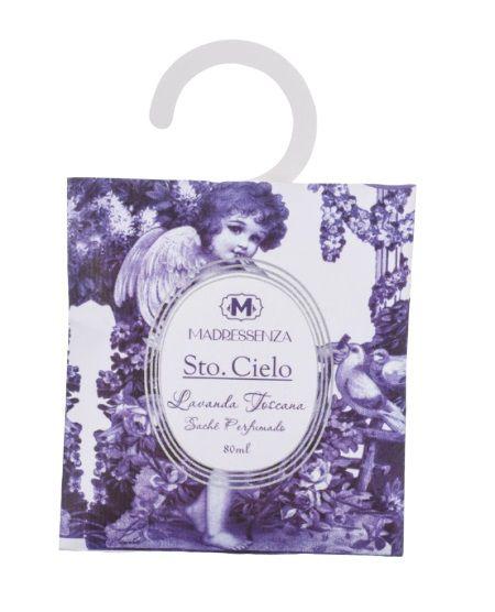 Madressenza Sachê Perfumado Lavanda Toscana 80ml