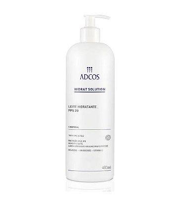 Adcos Hidrat Solution - Leite Hidratante FPS20 480ml