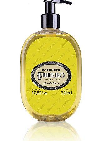 Phebo Sabonete Líquido Lima da Persia 320ml