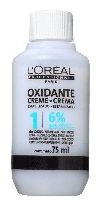Loreal Oxidante Creme 20 Volumes 75ml