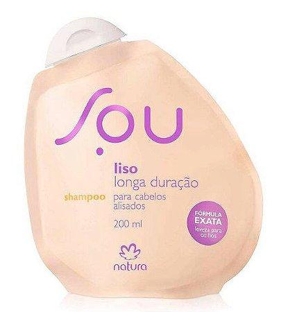 Natura Sou Liso Longa Duração Shampoo 200ml