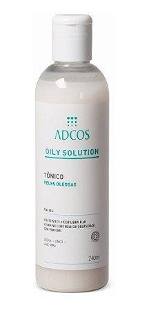 Adcos Oily Solution - Tônico Equilibrante 240ml