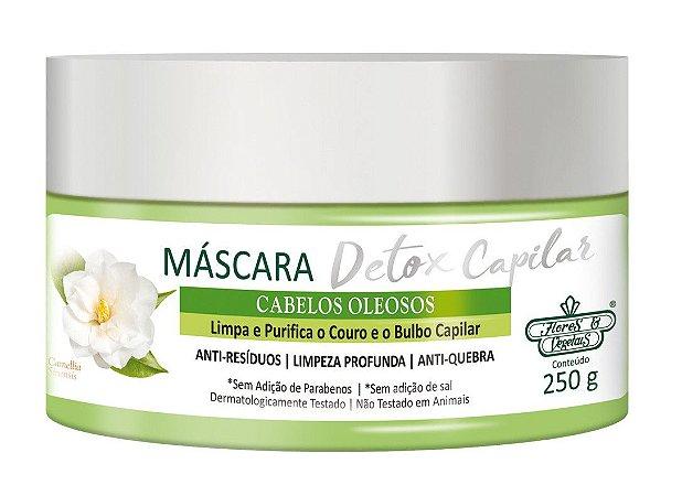 Máscara Detox Capilar Flores e Vegetais 250g