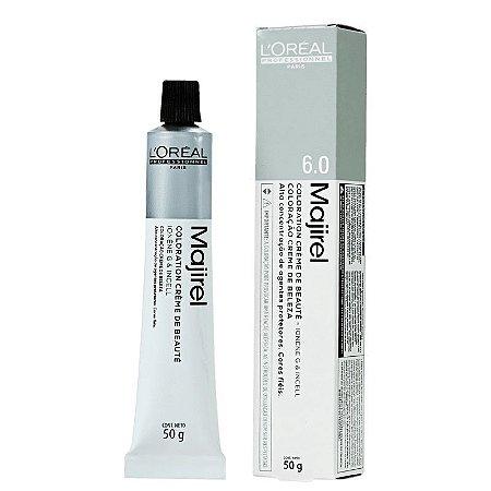 Majirel Tintura 6.0 - Louro Escuro Natural Profundo 50g