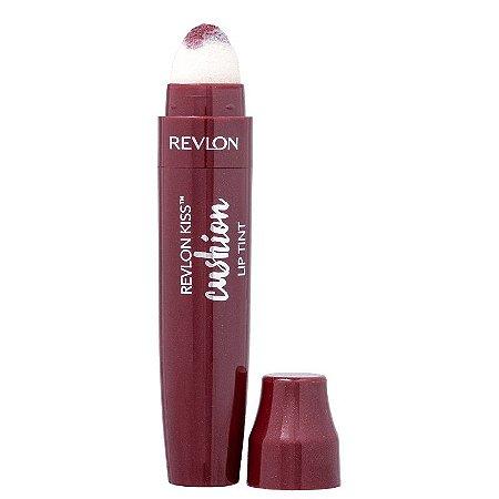 Revlon Batom Kiss Cushion Lip Tint Wine Trip 270