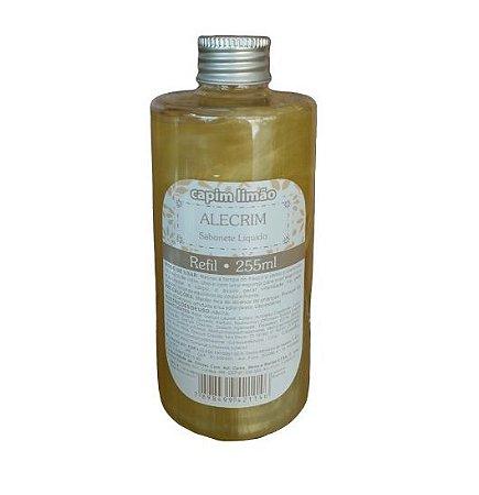 Capim Limão - Refil Sabonete Líquido Alecrim 255ml