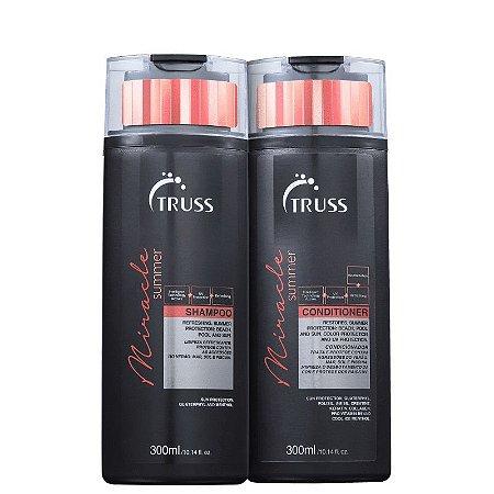 Truss Miracle Summer Kit Shampoo e Condicionador