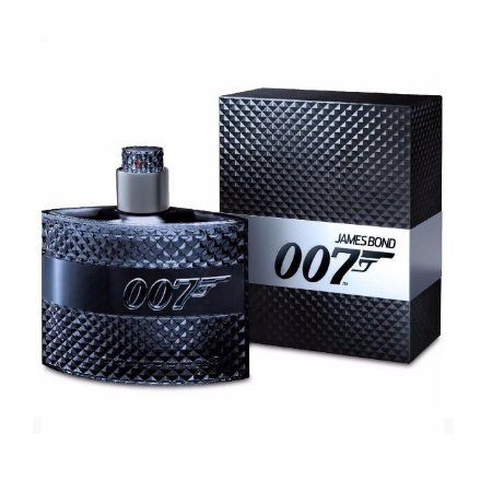 Perfume James Bond 007 Eau de Toilette 50ml