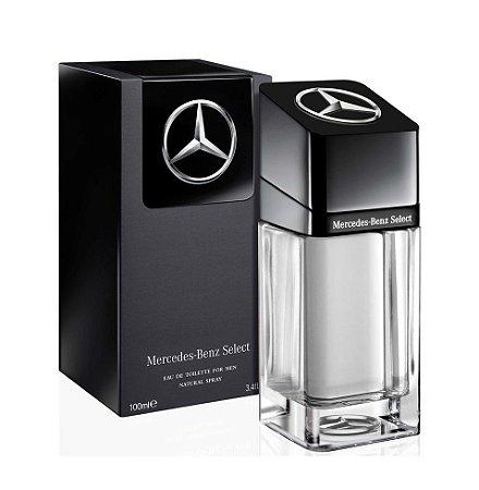 Perfume Mercedes Benz Select Eau de Toilette 100ml