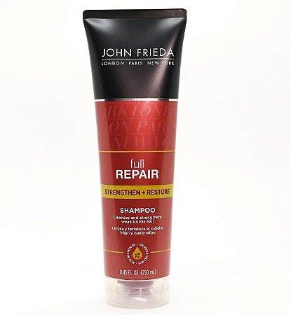 Shampoo Full Repair Força e Reparação John Frieda 250ml