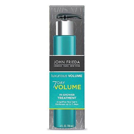 Tratamento John Frieda Luxurious Volume 7 Day n Shower 118ml