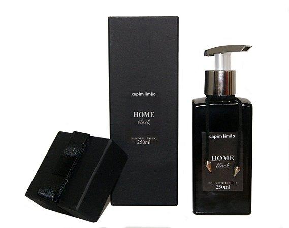 Capim Limão - Sabonete Líquido Home Black 250ml