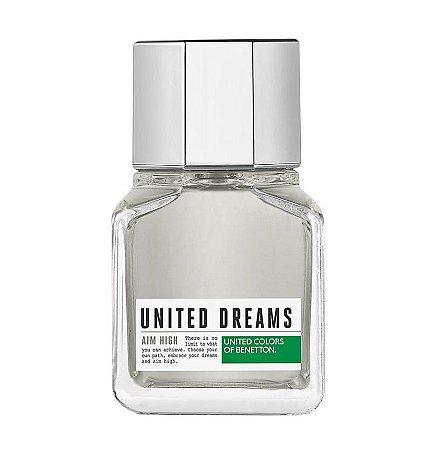 Perfume Aim High United Dream Benetton 60ml