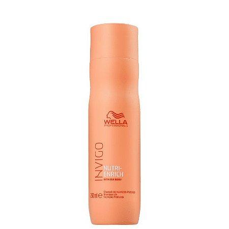 Wella Invigo Nutri-Enrich Shampoo Nutritivo 250ml