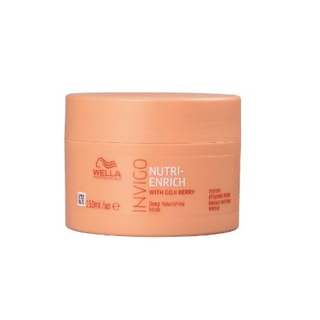 Wella Invigo Nutri-Enrich -  Máscara Nutrição 150ml