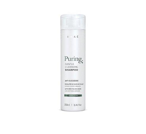 Braé Puring Gentle Cleansing - Shampoo Antioleosidade 250ml
