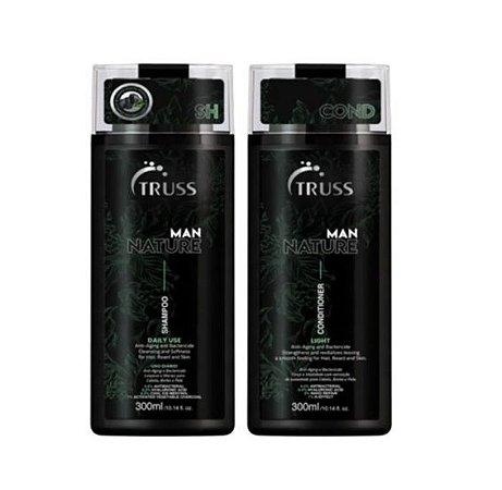 Truss Man Nature Kit Shampoo e Condicionador