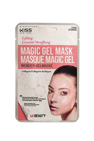 Kiss Máscara Facial de Gel Magic Gel - Colágeno Lifting