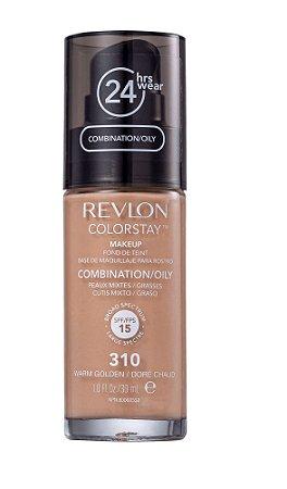 Revlon Colorstay Base Para Peles Mistas/Oleosas 310