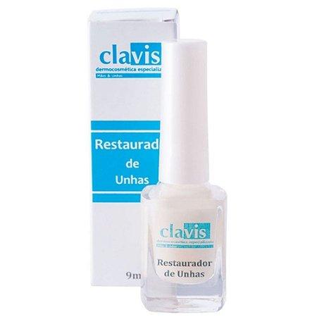 Clavis Base Restauradora de Unhas Fracas 9ml