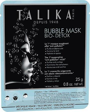 Máscara Facial Bubble Bio-Detox Talika 25g