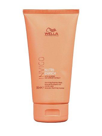 Wella Invigo Nutri-Enrich Máscara Warming Express 150ml