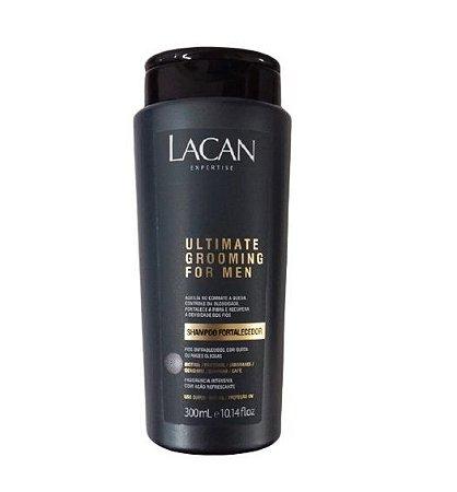 Lacan Shampoo Fortalecedor Ultimate Grooming For Men 300ml