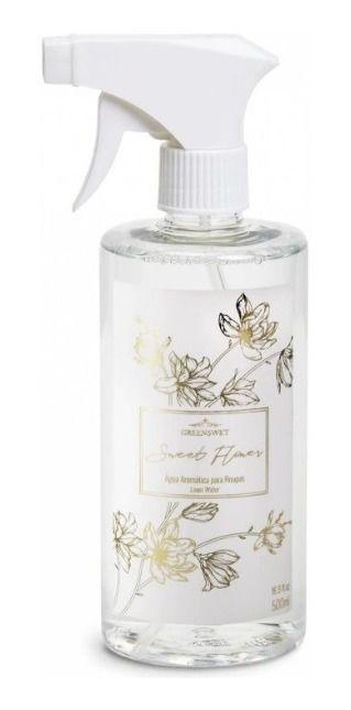 Greenswet Sweet Flower - Água Aromática 500ml