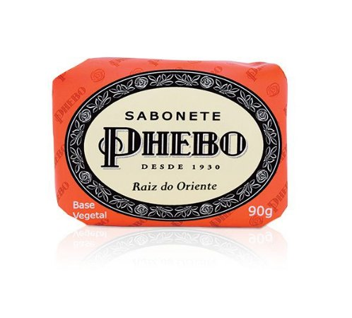 Phebo Sabonete Barra Raiz do Oriente 90g