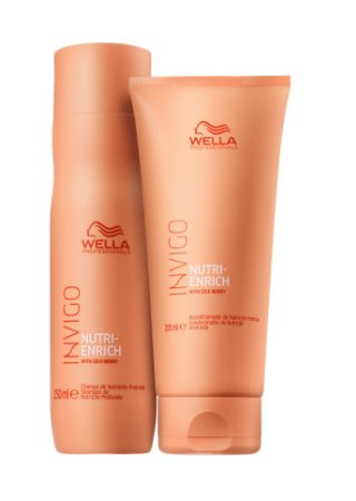 Wella Kit Invigo Nutri-Enrich Shampoo e Condicionador
