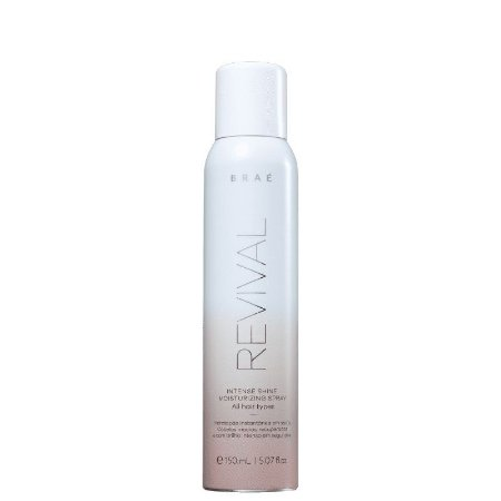 Braé Revival - Intense Shine Spray Hidratação Instantânea 150ml