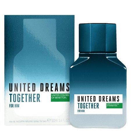 Perfume Benetton Together for Him 100ml Masculino