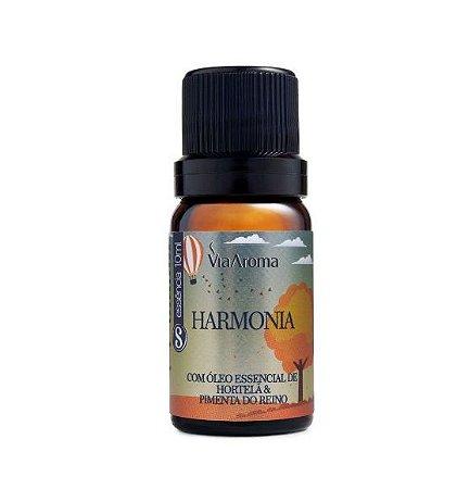 Via Aroma Essência Sensações 10ml - Harmonia